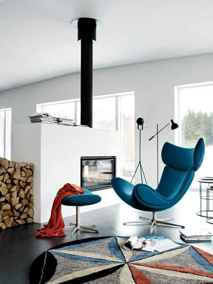 le fauteuil scandinave confort utilit et style la une. Black Bedroom Furniture Sets. Home Design Ideas