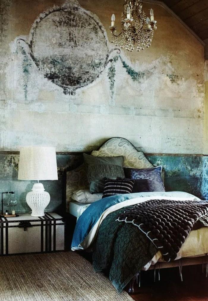 Decoration chambre baroque beautiful deco chambre a for Chambre baroque romantique