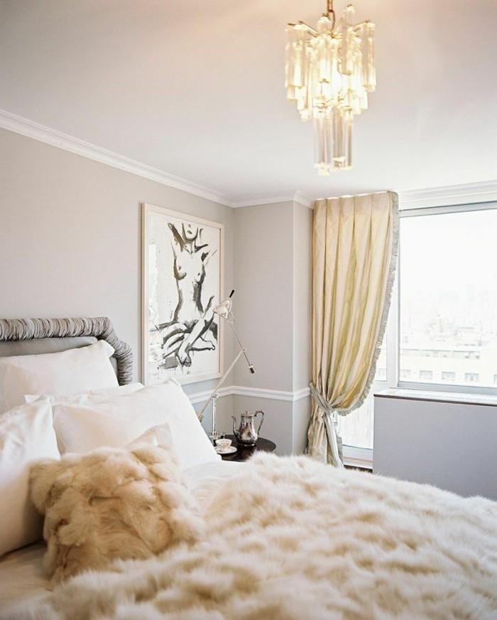 lit une personne romantique. Black Bedroom Furniture Sets. Home Design Ideas