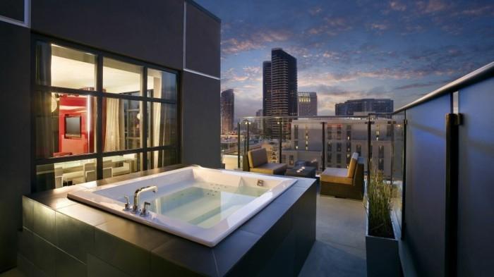 hotel luxe paris chambre avec jacuzzi avec des id es int ressantes pour la. Black Bedroom Furniture Sets. Home Design Ideas