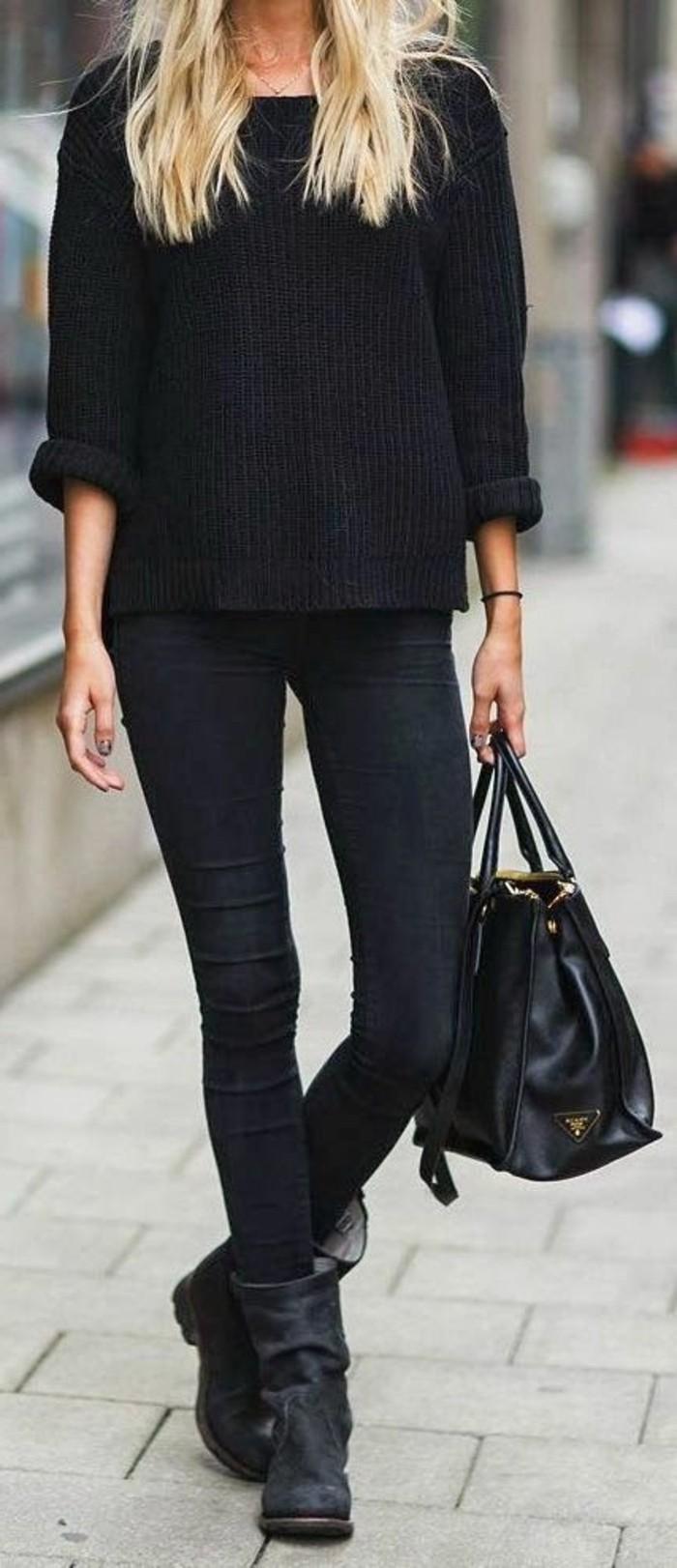 chaussures-bottines-fourrées-femme-bottine-femme-cuir-noir