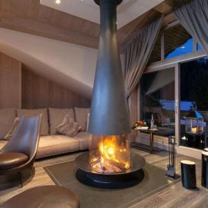 La cheminée focus - le chauffage qui fait différence!