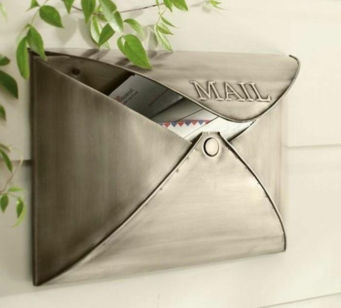 la boite aux lettres design 40 id es ne pas manquer. Black Bedroom Furniture Sets. Home Design Ideas