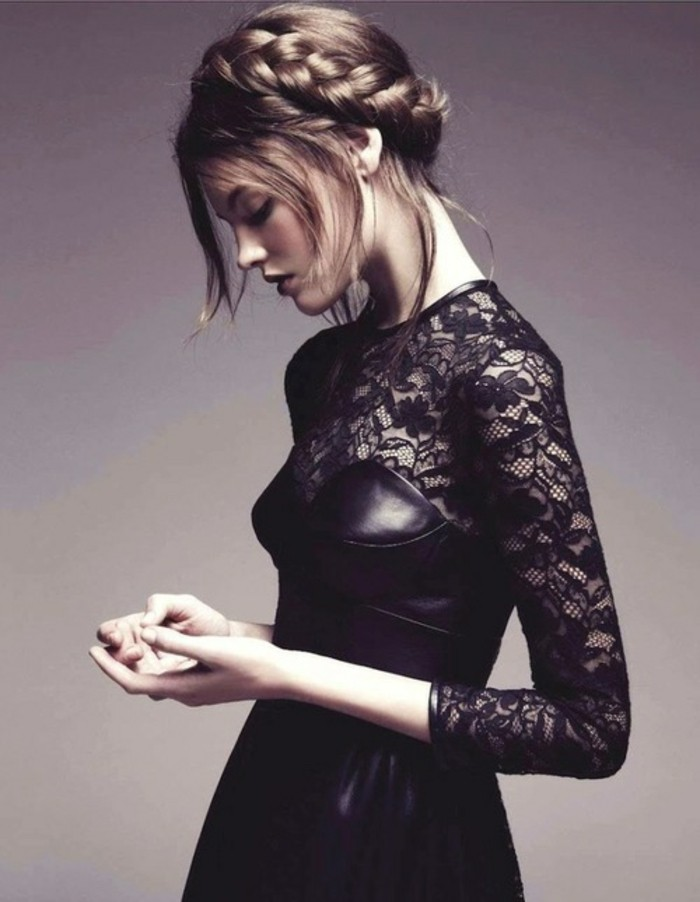 classy-robe-noir-chic-tenue-chic-beauté-et-mode-beauté