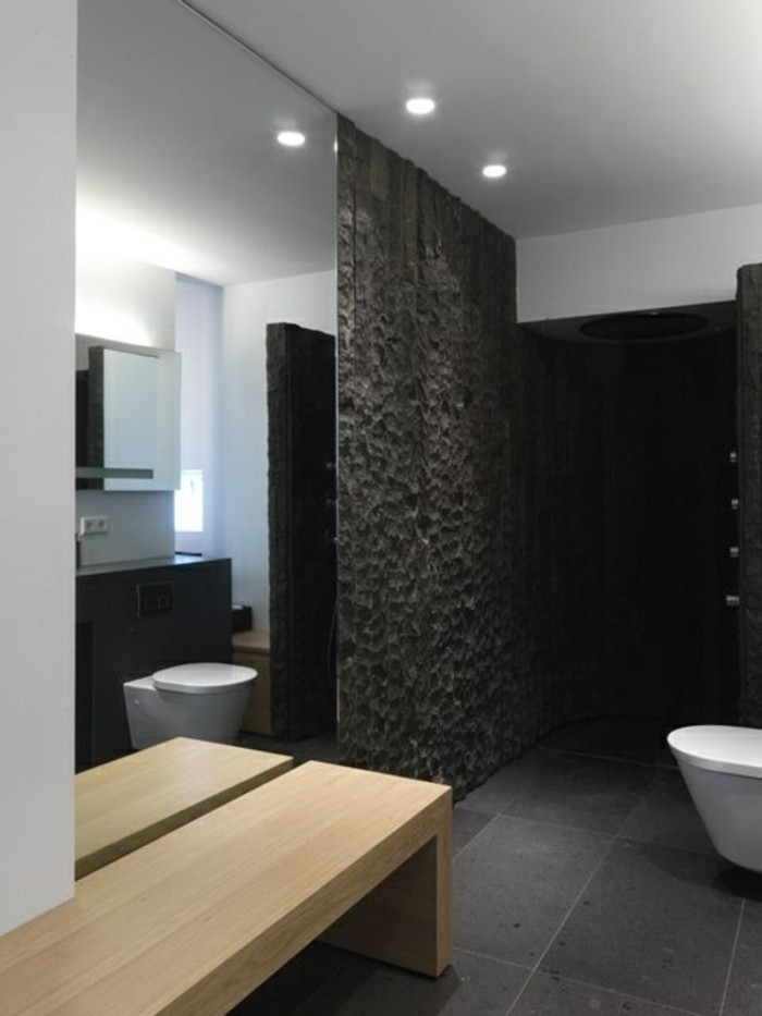 comment am nager une salle de bain. Black Bedroom Furniture Sets. Home Design Ideas