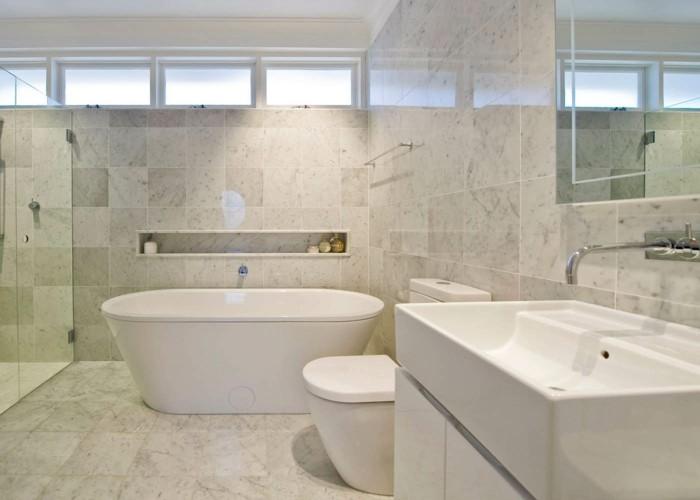 le carrelage en marbre en 42 photos. Black Bedroom Furniture Sets. Home Design Ideas