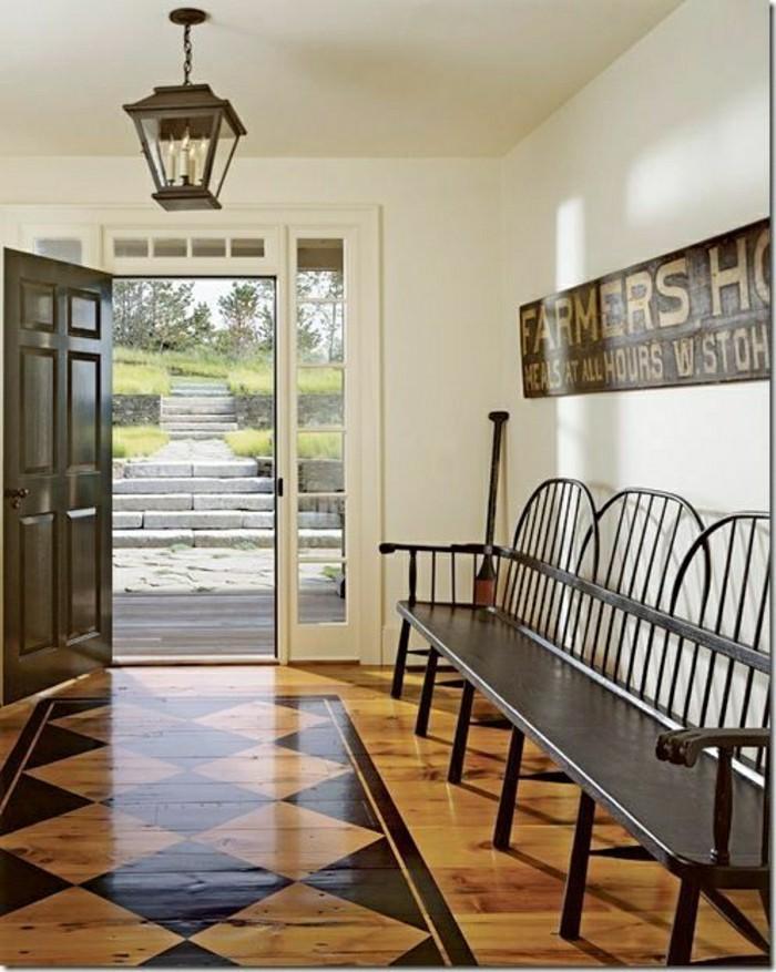 comment-choisir-le-style-de-votre-entree-porte-d-entrée-design-porte-zilten-sol-en-parquet