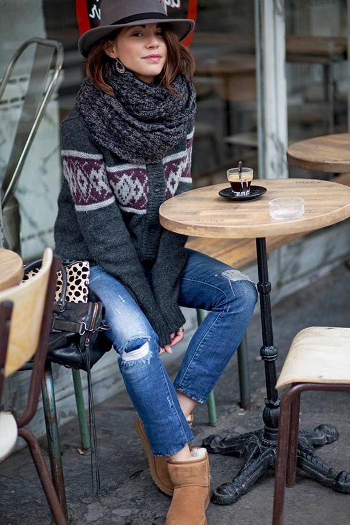 cool-bottines-cuir-femme-bottines-marron-femme-cosy-tenue