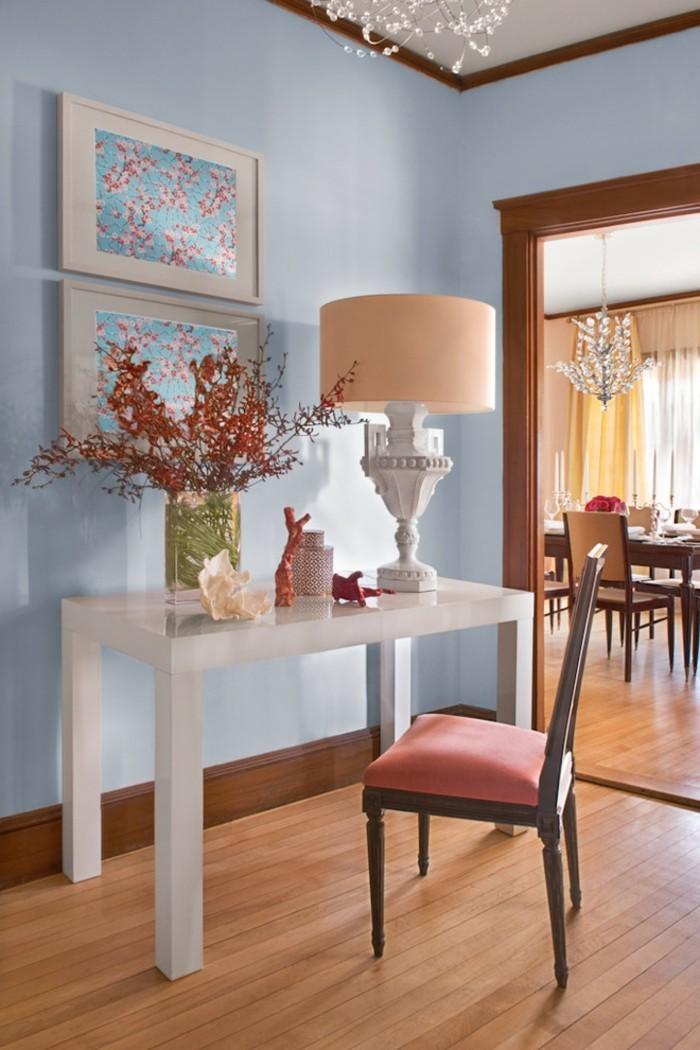 40 id es pour la d coration magnifique en couleur corail for Decoration interieure salon