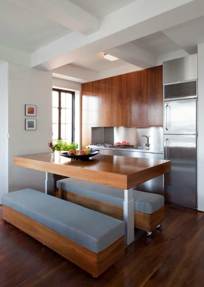 cool-petite-cuisine-pas-cher-comment-aménager-une-petite-cuisine-aménager-une -petite-cuisine