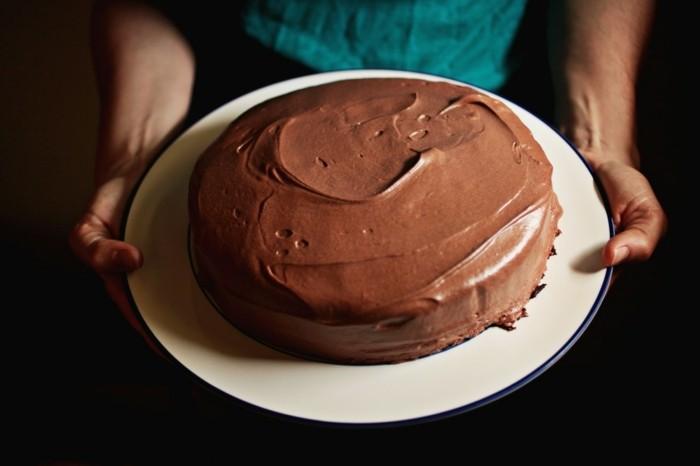 Comment faire un gâteau au chocolat gâteau au yaourt au chocolat