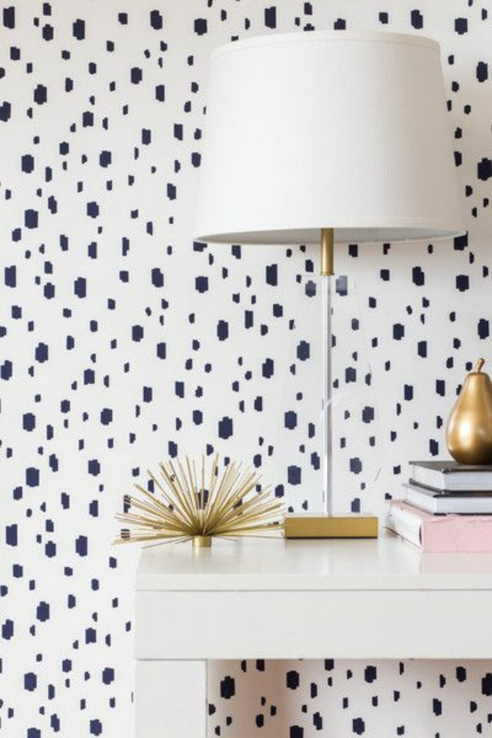decoration-murale-blanc-noir-pour-les-murs-dans-le-salon-papiers-peints-design-guild