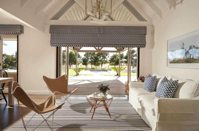 decoration-salon-canapé-linea-sofa-salle-de-séjour-model-maison-au-bord-de-la-mer