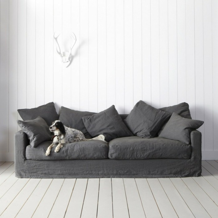 design-canape-en-lin-canape-italie-dans-l-intérieur-salon-le-chien