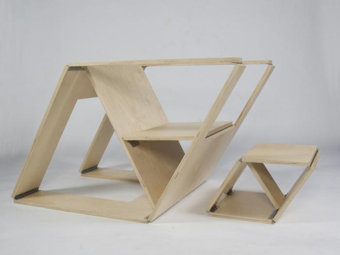 Chaise en bois pliante - Chaise pliante bois ikea ...