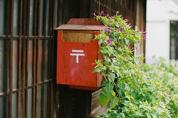 exterieur-boite-aux-lettres-originales-boite-aux-lettres-design-fleurs