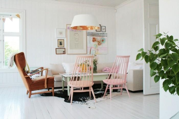fauteuil-chaise-scandinave-canapés-scandinaves-fauteuil-scandinave-eclectique