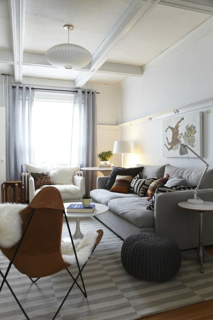 Le Fauteuil Scandinave Confort Utilité Et Style à La Une - Canapé et fauteuil scandinave