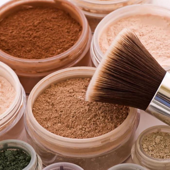 font-de-teint-poudre-fond-de-teint-minéral-cosmétique-organique
