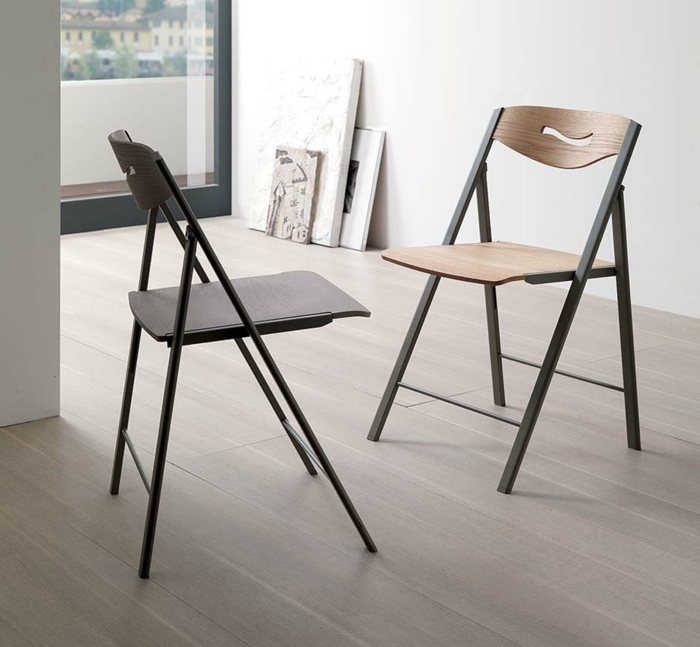 Chaise pliante design salle a manger for Table pliante de salle a manger