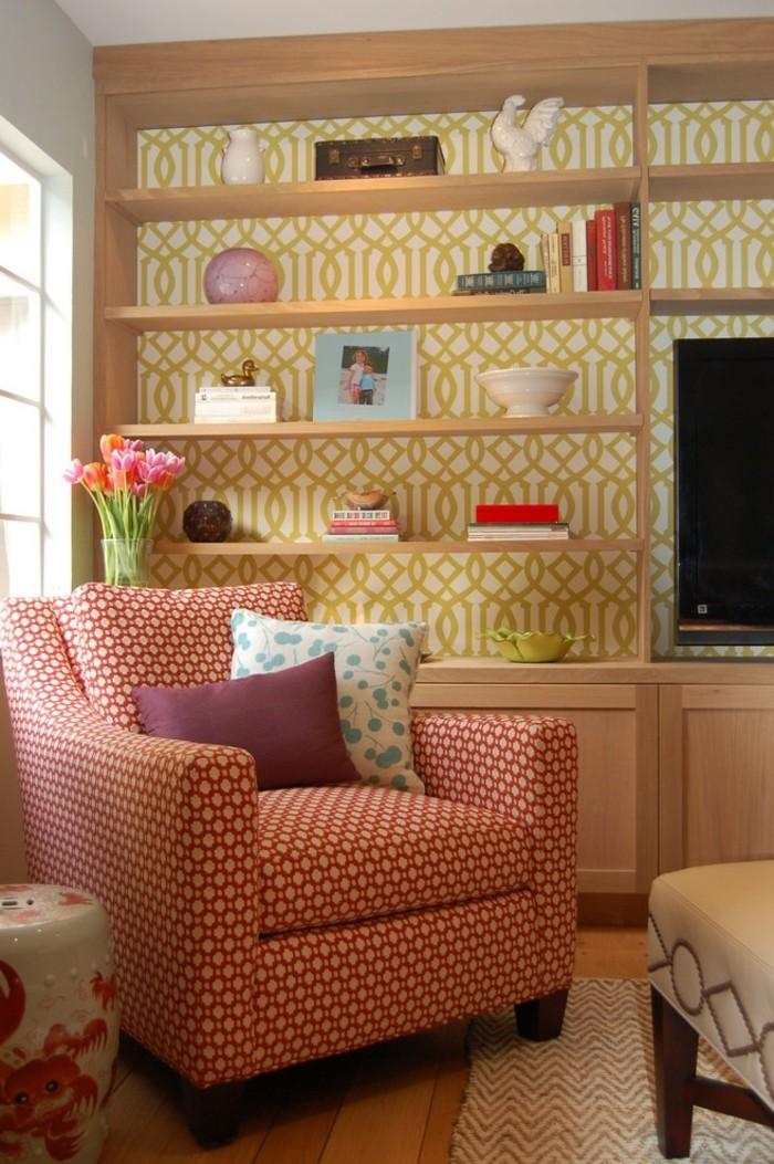 formidable-decoration-maison-moderne-idee-deco-interieur-magnifique-fauteuil-retro