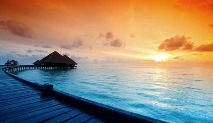 formidable-voyage-de-noces-maldives-voyage-maldives-coucher-de-soleil