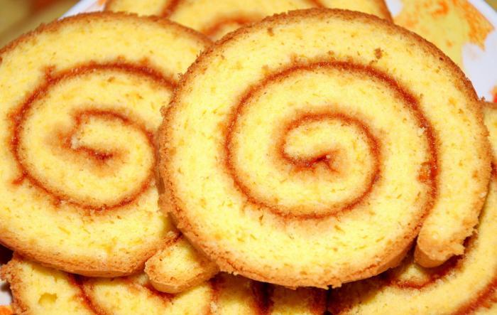 gâteau-roulé-tranches-délicieuses-de-roulé