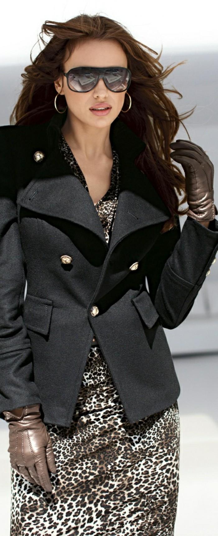 gant-chauffant-design-cuir-pas-cher-cuir-marron-moderne-femme-tendances-modernes