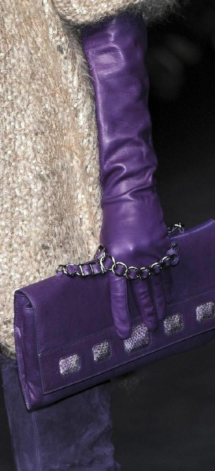 gant-chauffant-femme-design-pas-cher-gant-violet-pour-les-filles-modernes