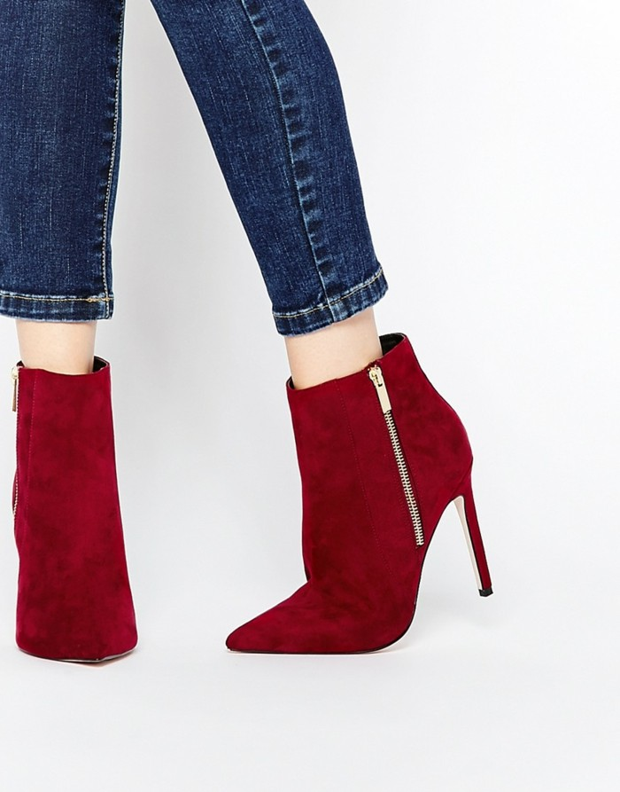 geox-bottines-femmes-bottines-lacets-femme-chic-beau-rouge