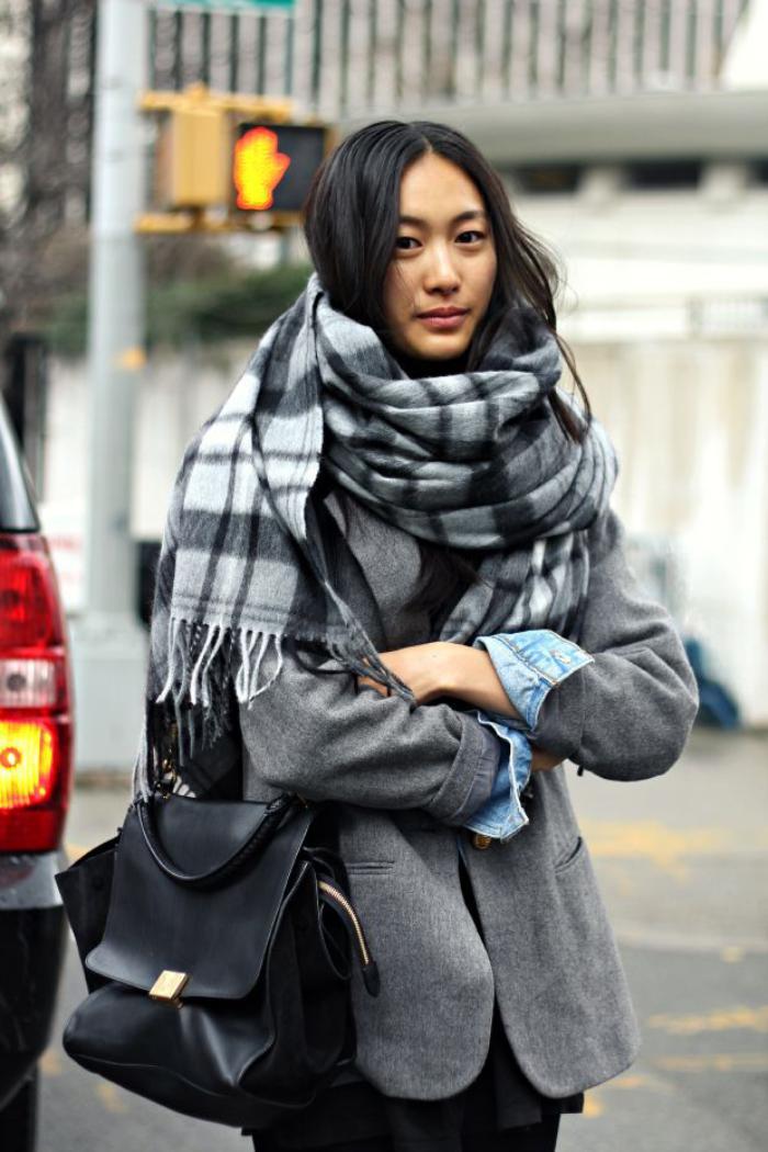 grosse-écharpe-style-d'hiver-tendance