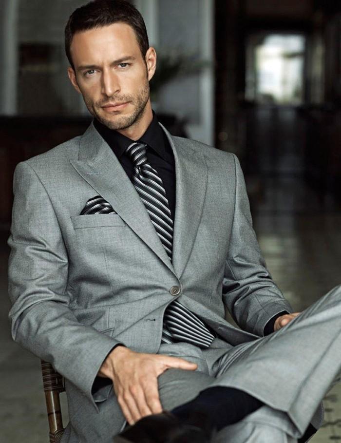 homme-costard-gris-anthracite-pour-les-hommes-modernes-tendances-2016