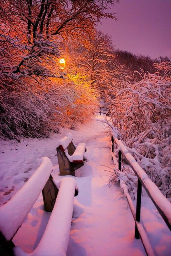 image-fond-d-ecran-gratuit-paysage-wallpaper-neige-soleil-couchant