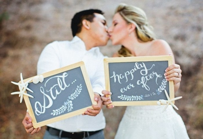1 Year Wedding Anniversary Picture Ideas : image-mariage-humour-photos-de-mariee-photographie-cool-idee-? ...