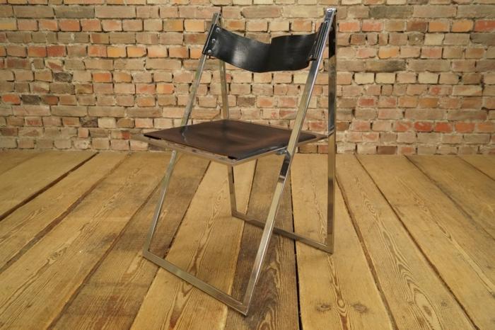 industriel-magnifique-chaise-bistrot-chaise-de-cuisine-chaises-pliantes-mur-briques
