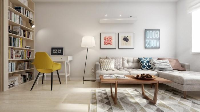 intérieur-canape-scandinave-fauteuil-lounge-design-lux-beauté