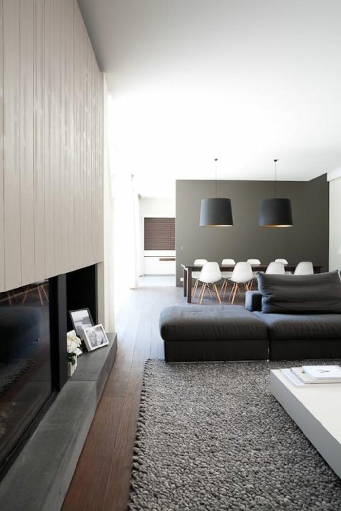 interieur-gris-et-anthracite-tapis-gris-pour-le-slaon-chic-et-moderne