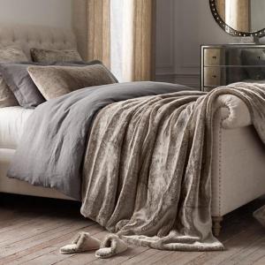 Le jeté de lit en 44 photos pour trouver le meilleur plaid pour lit