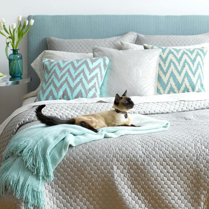 jeté-de-lit-idée-déco-lit-parures-de-lit-originales