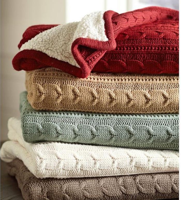 jeté-de-lit-style-traditionnel-couvertures-chaudes
