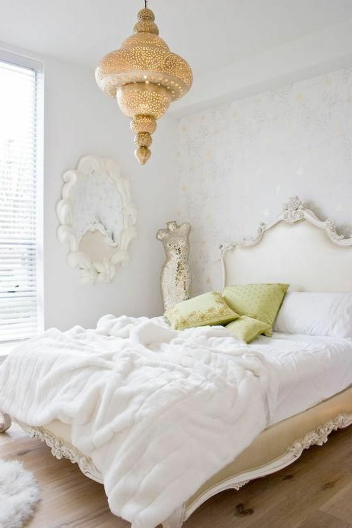 La chambre style baroque nos propositions en photos - Chambre u00e0 coucher style baroque ...