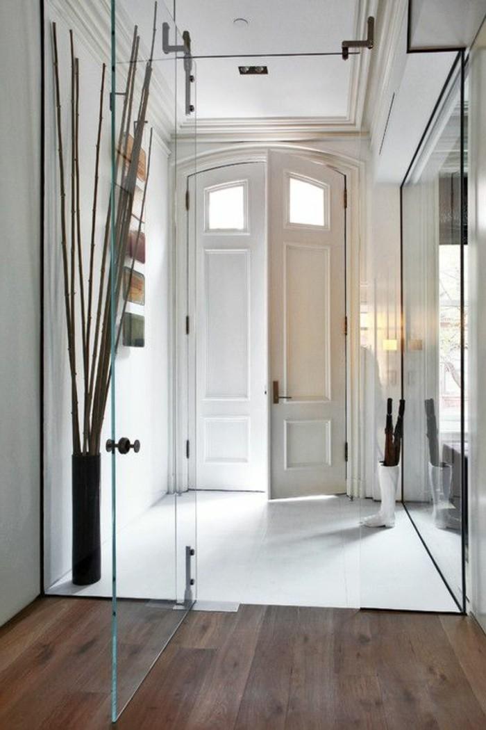 La porte d entr design en 40 photos Portes d entree lapeyre
