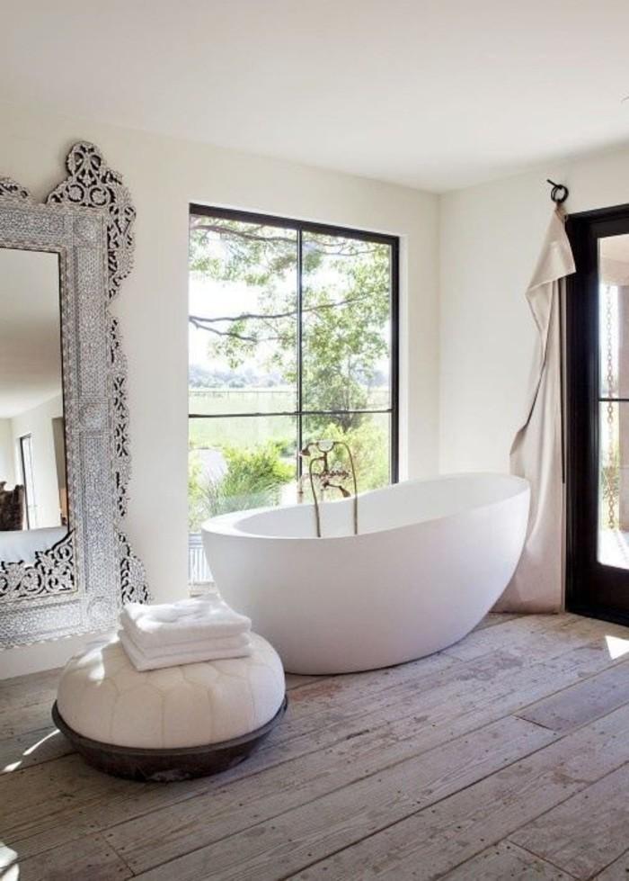 jolie-salle-de-bain-chic-avec-sol-en-bois-salle-de-bain-leroy-merlin-pas-cher-design