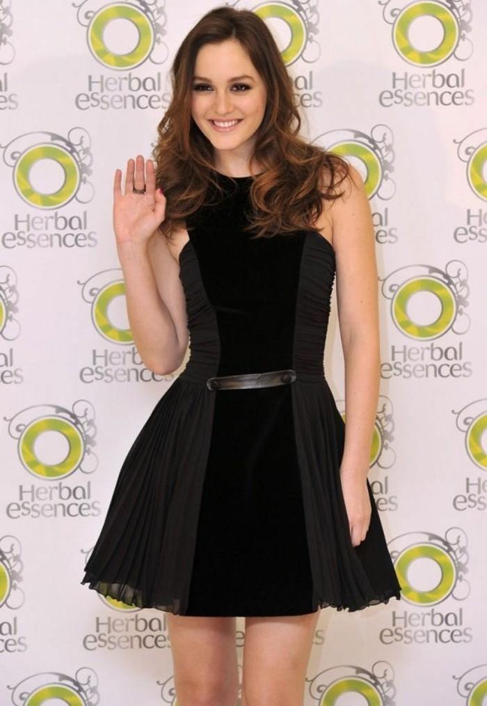 l-élégante-robe-noire-chic-taille-46-robe-pimkie-cool-idée-Leighton-Meester-