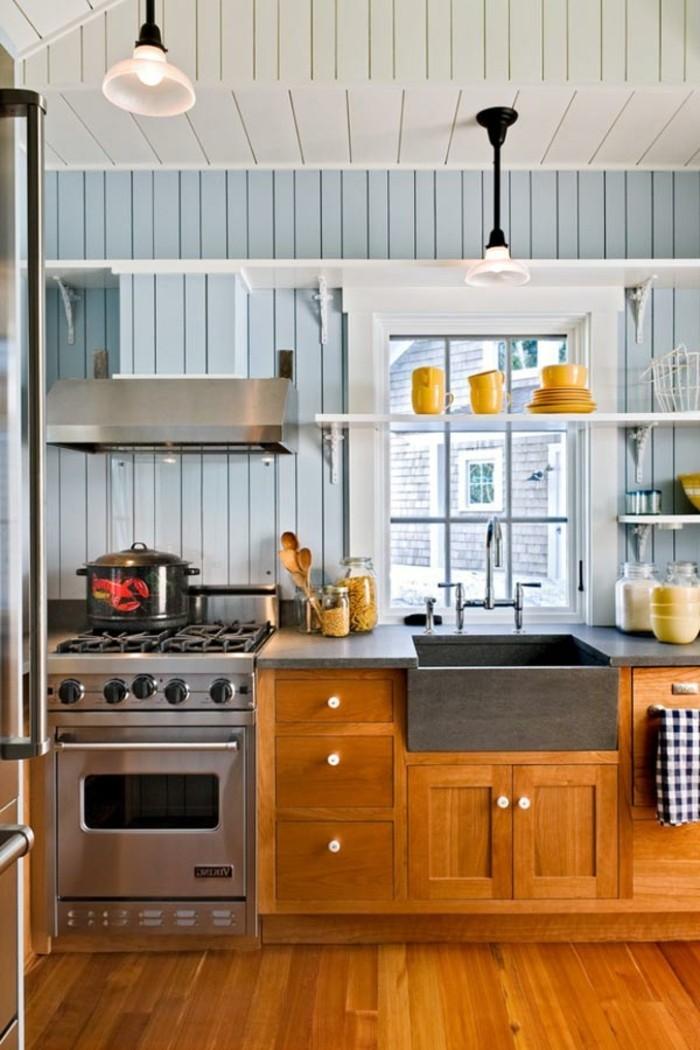 la-mini-cuisine-ikea-aménager-une-toute-petite-cuisine-petit-meuble-cuisine-bleu