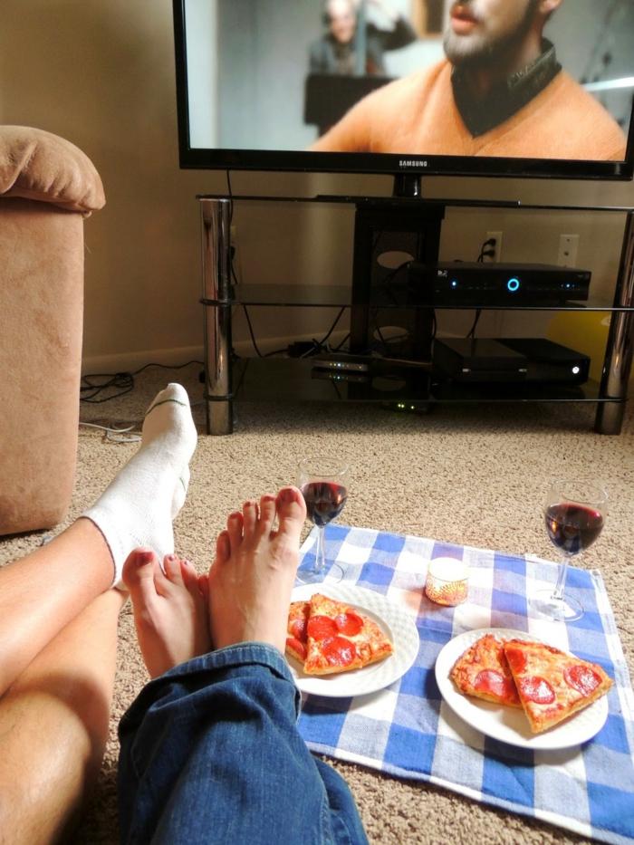 la-nuitée-movie-fantastique-recette-pizza-manger-bouger-pizza-vegan-délicieux-pique-niquer-chez-soi