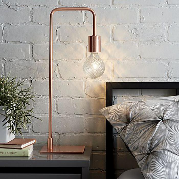 Lampes de chevet for Meuble pour lampe de salon