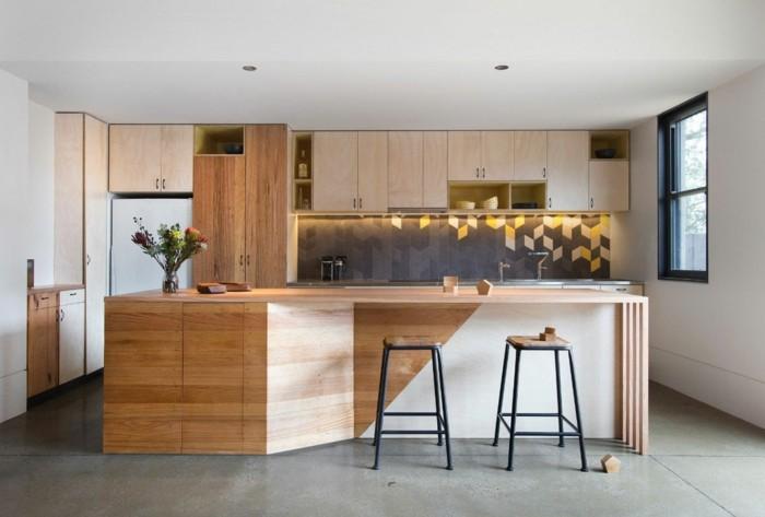 une cr dence cuisine voyez les meilleurs id es. Black Bedroom Furniture Sets. Home Design Ideas