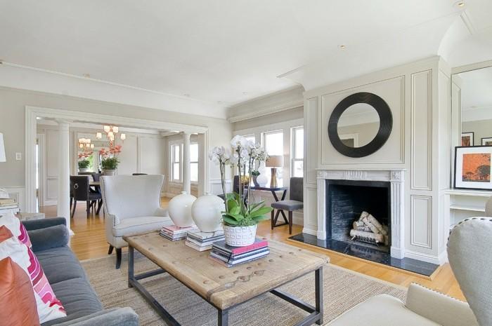 le-fauteuil-design-scandinave-banquette-vintage-cheminée