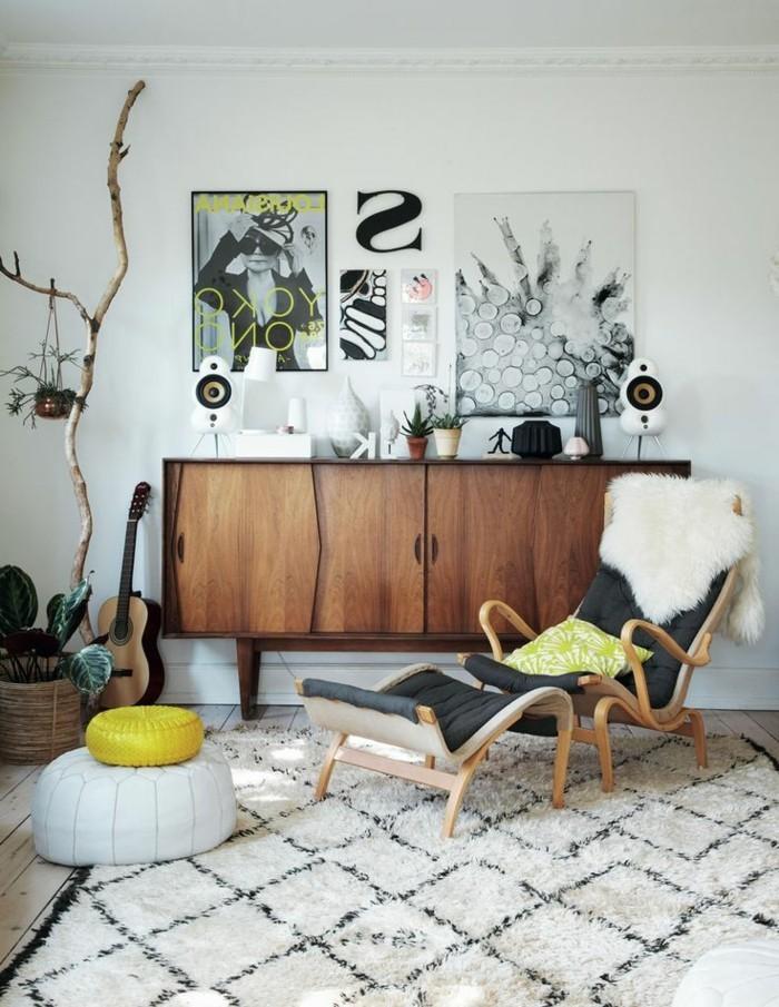 le fauteuil scandinave confort utilit et style la. Black Bedroom Furniture Sets. Home Design Ideas